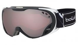 Bolle Duchess Ski Goggles - Black & Silver Opera / Vermillon Gun