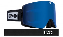 Spy Optic Marauder Ski Goggles - Matte Black / HD+ Rose with Dark Blue Spectra + HD+ Low Light Grey Green with Red Spectra
