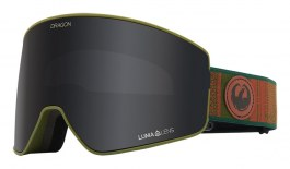 Dragon PXV2 Ski Goggles - Gigi Ruf Signature / Lumalens Dark Smoke + Lumalens Amber