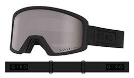 Giro Blok Prescription Ski Goggles - Black Bar / Vivid Onyx
