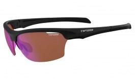 Tifosi Intense Sunglasses - Matte Black / AC Red
