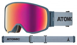 Atomic Revent L Ski Goggles - Blue / Red Stereo