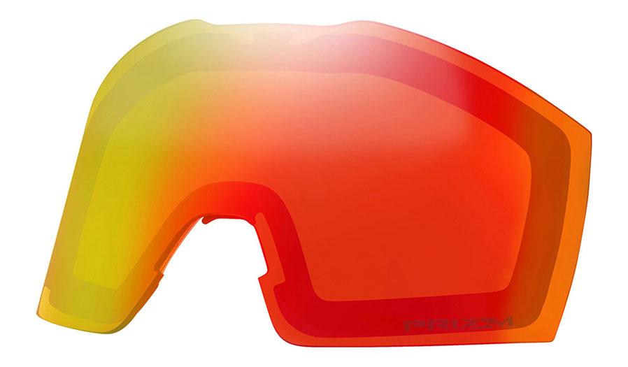 Oakley Fall Line XM Ski Goggles Replacement Lens Kit - Prizm Torch Iridium