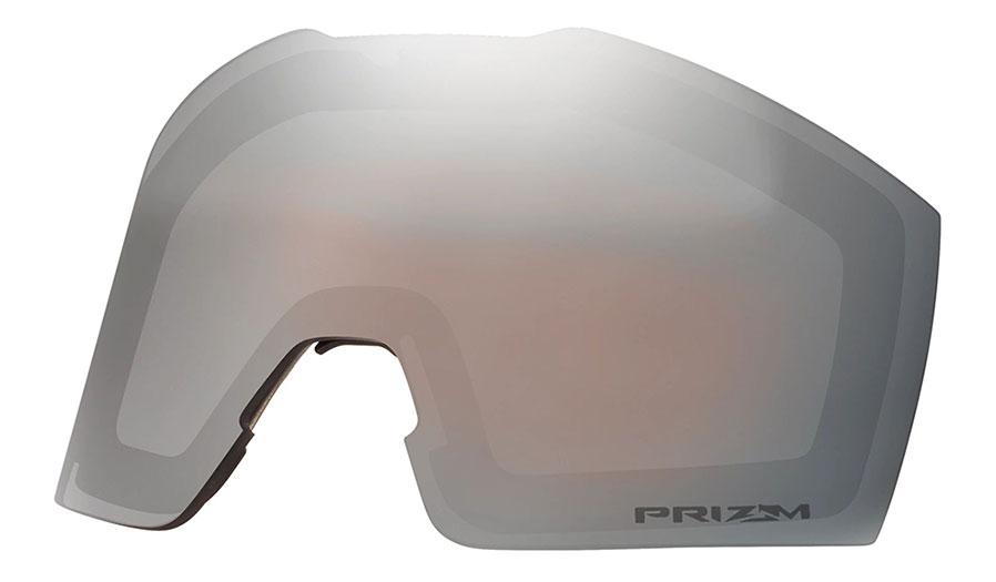 Oakley Fall Line XM Ski Goggles Replacement Lens Kit - Prizm Black Iridium