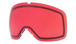 Oakley Flight Tracker XM Ski Goggles Replacement Lens Kit - Prizm Rose