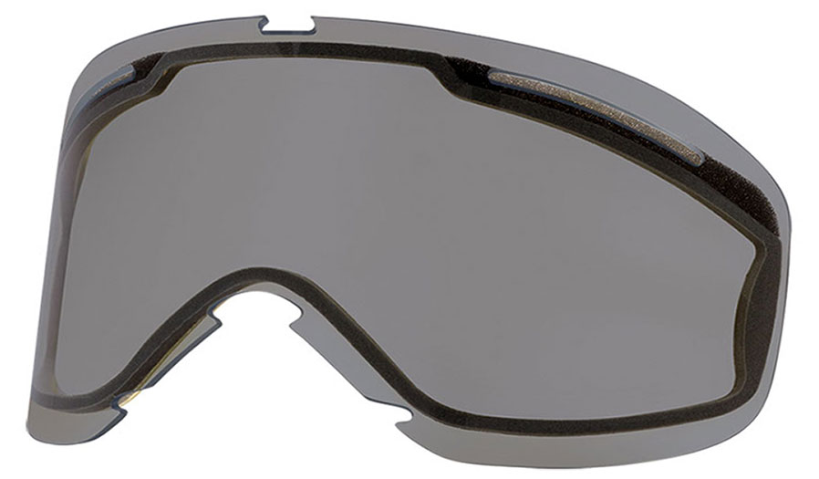 Oakley O Frame 2.0 Pro XS Ski Goggles Replacement Lens Kit - Dark Grey