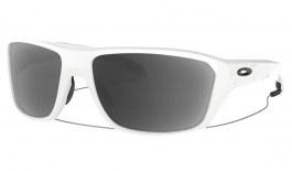 Oakley Split Shot Prescription Sunglasses - Polished White