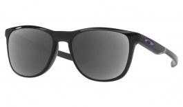 Oakley Trillbe X Prescription Sunglasses - Polished Black Ink (Violet Icon)