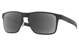 d1becba42ef Oakley Holbrook Metal Prescription Sunglasses. Colour  Matte Black (Gunmetal  Icon)