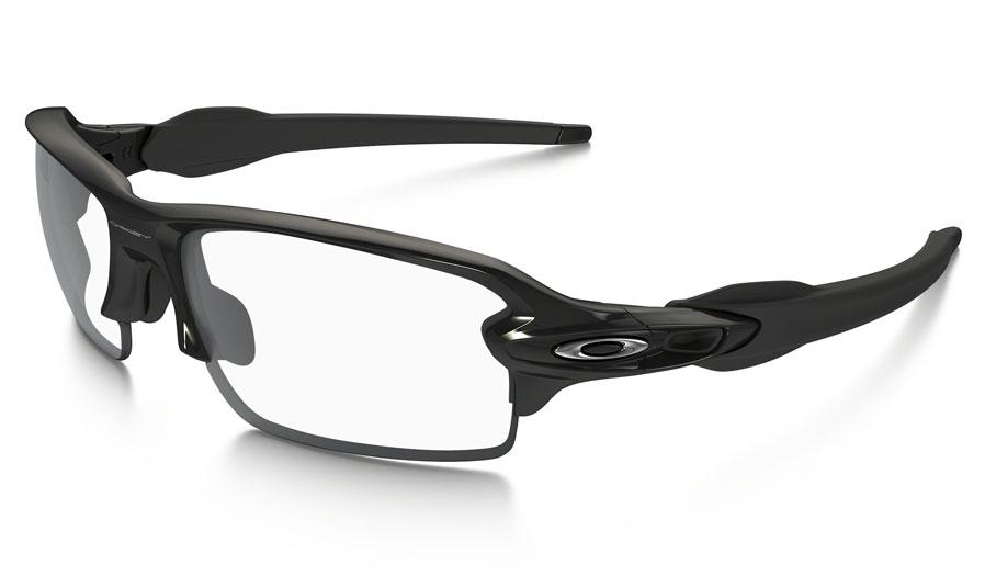 Oakley Flak 2 0 Prescription Sunglasses Polished Black