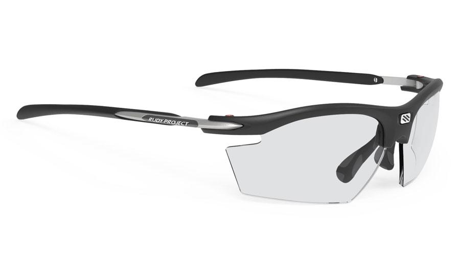 Rudy Project Rydon Prescription Sunglasses - Directly Glazed - Matte Black