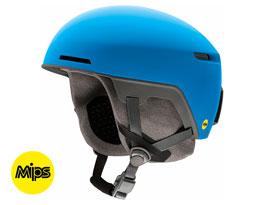 Smith Code MIPS Ski Helmet - Matte Imperial Blue