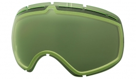 Electric Masher Ski Goggles Replacement Lens - Light Green