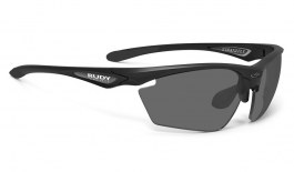 Rudy Project Stratofly Prescription Sunglasses - Directly Glazed - Matte Black