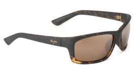 Maui Jim Kanaio Coast Sunglasses - Matte Tortoise Ombre / HCL Bronze Polarised