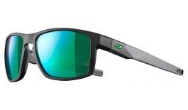 Julbo Stream Sunglasses - Matte Black & Grey / Spectron 3 CF Green