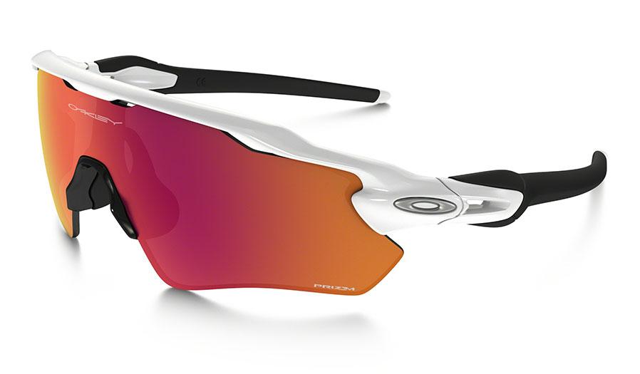 Oakley Radar Ev Xs Path Sunglasses Polished White