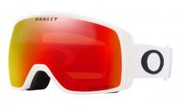 Oakley Flight Tracker XS Ski Goggles - Matte White / Prizm Torch Iridium