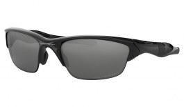 Oakley Half Jacket 2.0 Sunglasses - Polished Black / Black Iridium Polarised