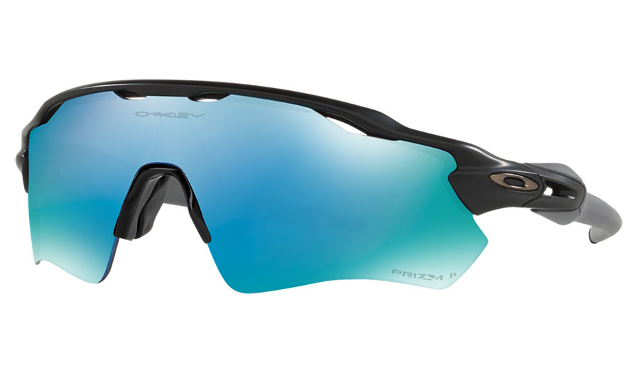 d93b4eb58a1b Oakley Radar EV Path Sunglasses - Matte Black   Prizm Deep Water ...