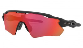 Oakley Radar EV Path Sunglasses - Matte Black / Prizm Trail Torch