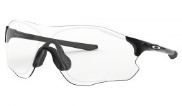 Oakley EVZero Path Sunglasses - Polished Black / Clear Black Iridium Photochromic