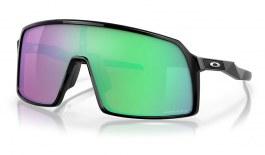 Oakley Sutro Sunglasses - Polished Black / Prizm Snow Jade