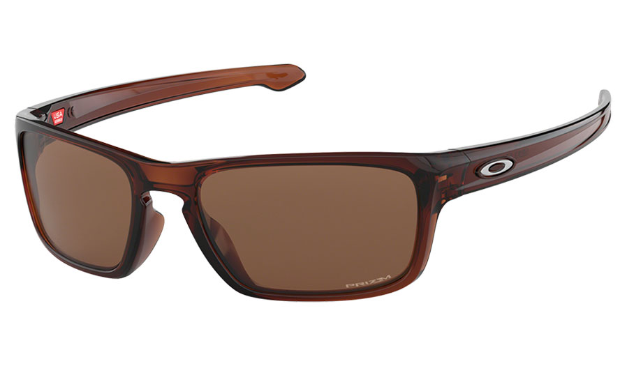 a488e214e7 Oakley Sliver Stealth Sunglasses - Polished Rootbeer   Prizm ...