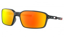 Oakley Siphon Sunglasses - Crystal Black / Prizm Ruby Polarised