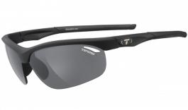 Tifosi Veloce Sunglasses - Matte Black / AC Red + Clear + Smoke