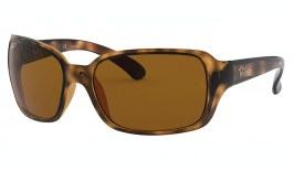 Ray-Ban RB4068 Sunglasses - Havana / Brown Polarised
