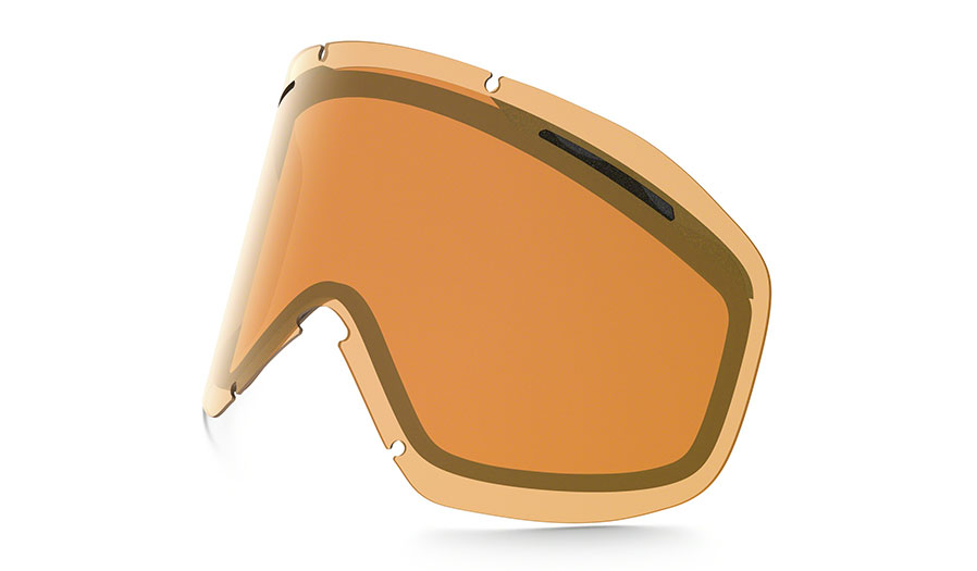 Oakley O Frame 2.0 XM Ski Goggles Replacement Lens Kit - Persimmon