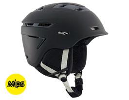 Anon Omega MIPS Ski Helmet - Black