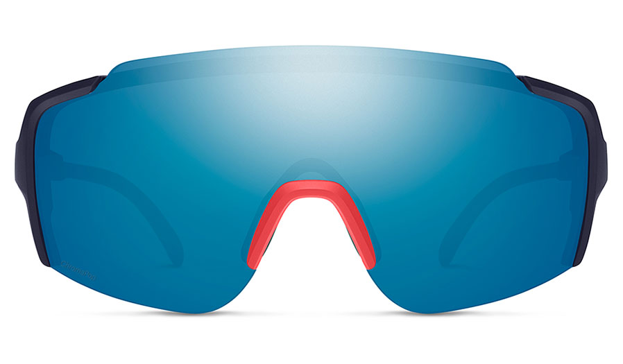 64092aa36a Smith Flywheel Sunglasses - Matte Deep Ink   Chromapop Blue Mirror ...