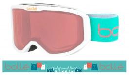 Bolle Inuk Ski Goggles - Matte White Animals / Vermillon