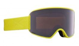 Anon WM3 MFI Ski Goggles - Lemon / Perceive Sunny Onyx + Perceive Variable Violet