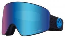 Dragon PXV Prescription Ski Goggles - Split / Lumalens Blue Ion + Lumalens Amber