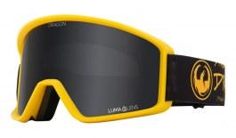 Dragon DXT OTG Ski Goggles - Block / Lumalens Dark Smoke