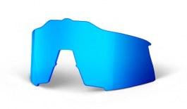 100% Speedcraft Replacement Lens Kit - HiPER Blue Multilayer Mirror