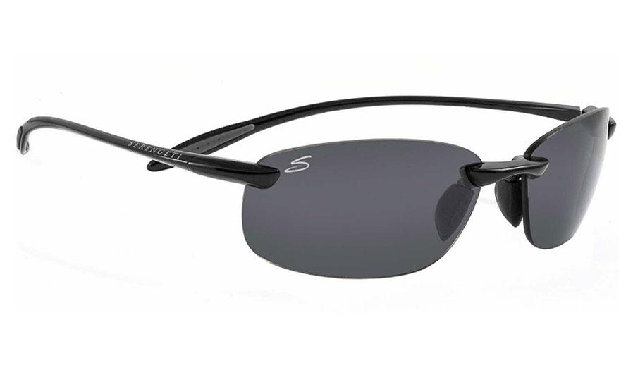 de54fbc1fa Serengeti Nuvola Sunglasses - Shiny Black   CPG Polarised ...