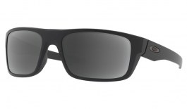 Oakley Drop Point Prescription Sunglasses - Matte Black