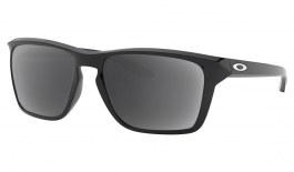 Oakley Sylas Prescription Sunglasses - Polished Black