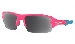 Oakley Flak XS Prescription Sunglasses - Neon Pink
