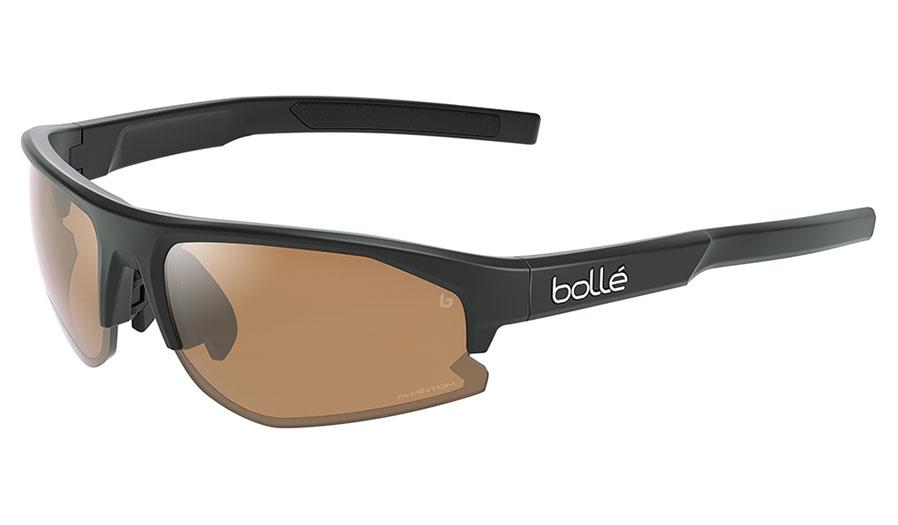 Bolle Bolt 2.0 S Sunglasses - Matte Black / Phantom Brown Gun Photochromic