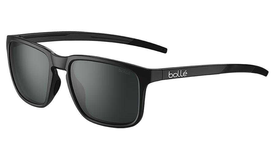 Bolle Score Sunglasses - Shiny Black / TNS
