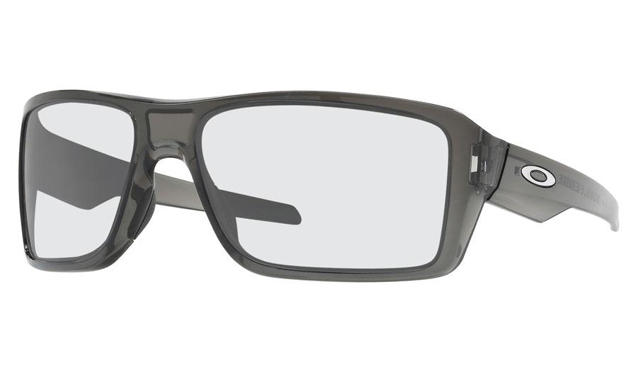 1f196a44ff Oakley Double Edge Prescription Sunglasses - Grey Smoke - RxSport