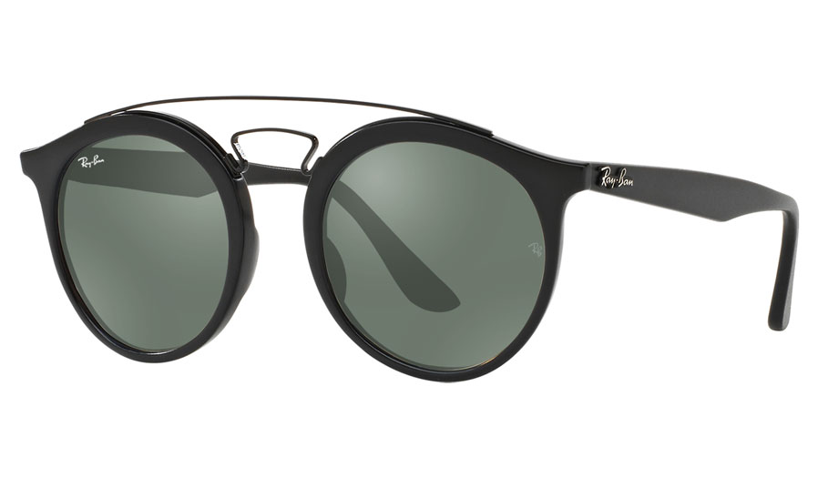 3e70aed24a7 Ray-Ban RB4256 Gatsby Prescription Sunglasses - Matte Black - RxSport