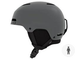 Giro Ledge Ski Helmet - Matte Titanium