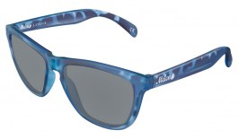 Melon Layback Prescription Sunglasses - Matte Blue Tortoise