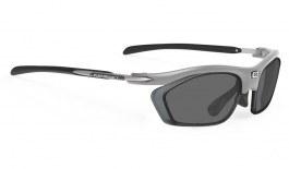 Rudy Project Rydon Prescription Sunglasses - Optical Dock - Matte Light Grey (Frozen Ash Optical Dock)